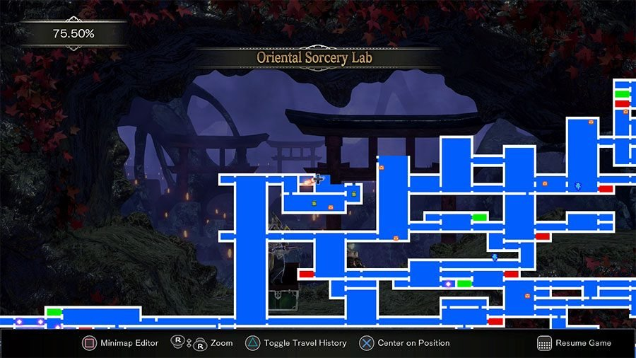 Where To Find Bovine Plume In Bloodstained Location