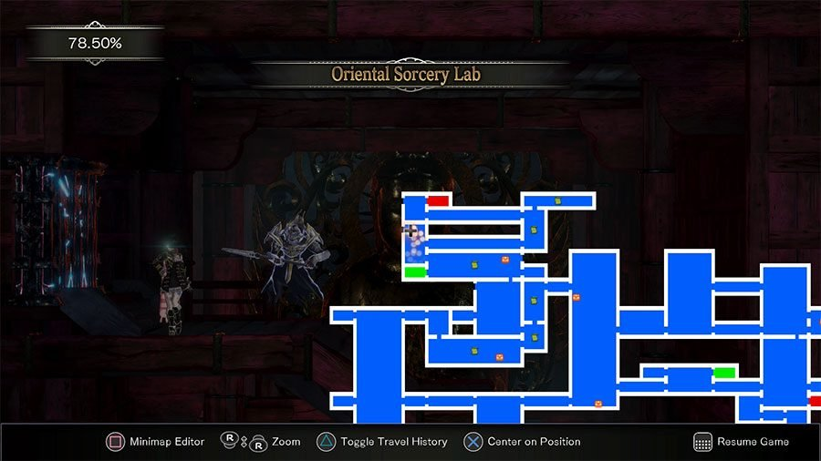 Where To Find Carpenters Key & Door In Bloodstained