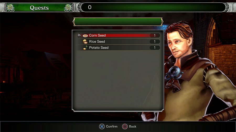 Where To Find Potato In Bloodstained