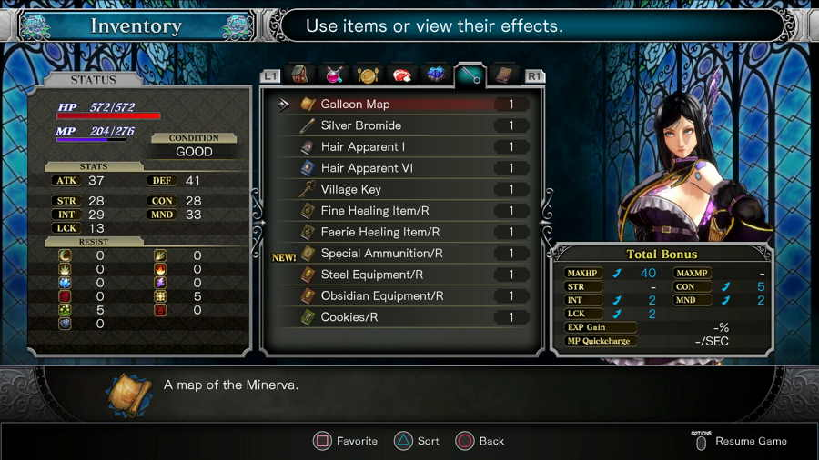 Where To Find Silver Bromide In Bloodstained Ritual Of The Night