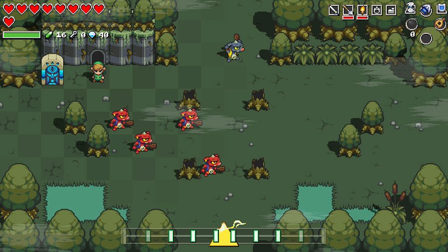 Where To Find Spin Attack In Cadence Of Hyrule