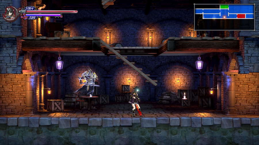 Where To Find The Warhorse Key In Bloodstained Ritual Of The Night