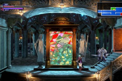 Where To Go After The Second Zangetsu Fight In Bloodstained Ritual Of The Night