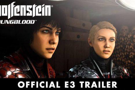 Wolfenstein: Youngblood Gets E3 Trailer