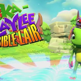 Yooka-Laylee and the Impossible Lair Announced