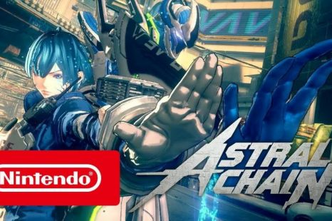 Astral Chain Gets Action-Packed Trailer