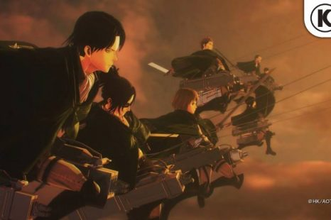 Attack on Titan 2: Final Battle Gets Launch Trailer