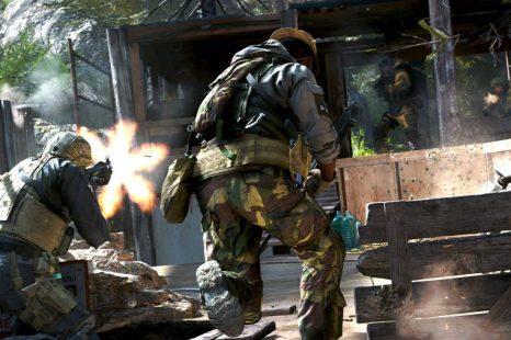 Call of Duty: Modern Warfare Gets Gunfight Gameplay Trailer