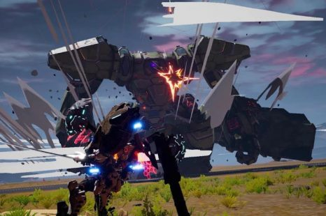 Daemon X Machina Gets New Preview