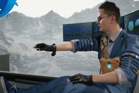 New Death Stranding Trailer Puts Spotlight on Heartman