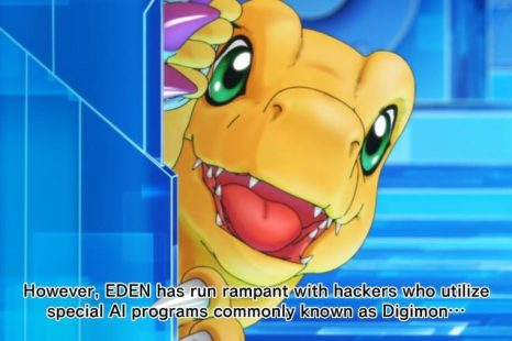 Digimon Story Cyber Sleuth: Complete Edition Coming to Nintendo Switch and PC