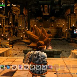 Dragon Quest Builders 2 Ancient Temple Guide