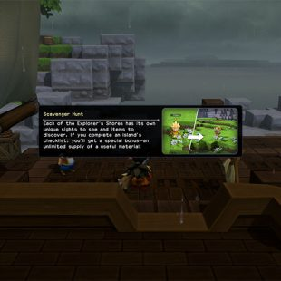 Dragon Quest Builders 2 Explorers Shores Guide