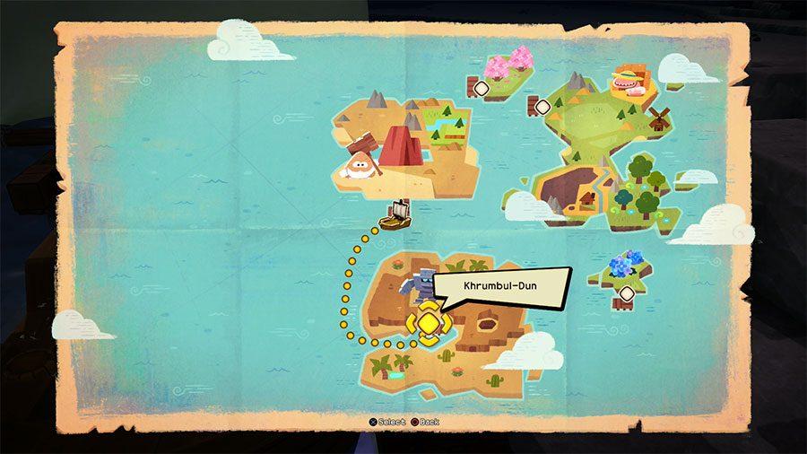 Dragon Quest Builders 2 Khrumbul-Dun Mini Medals Puzzles Guide