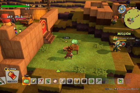 Dragon Quest Builders 2 Set Building Guide