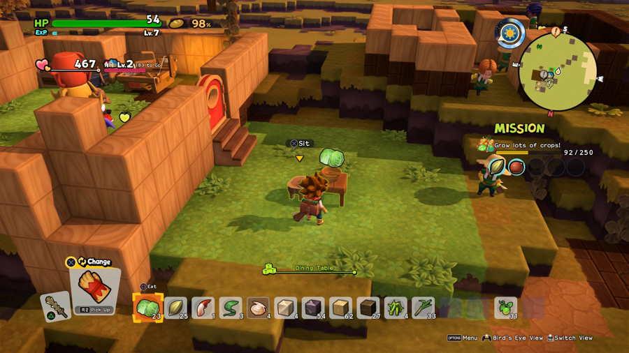 Dragon Quest Builders 2 Set Building Guide