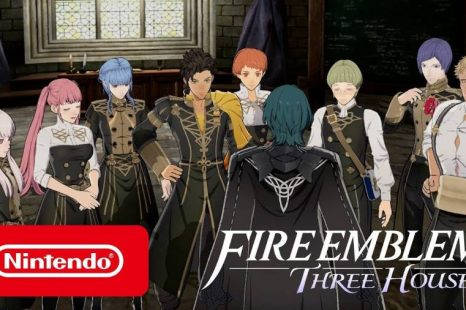 Fire Emblem: Three Houses Golden Deer House Detailed