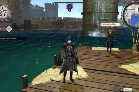 Fire Emblem Three Houses Fishing Guide