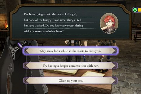 Fire Emblem Three Houses Lecture Student Questions Guide