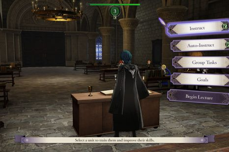Fire Emblem Three Houses Lesson Guide