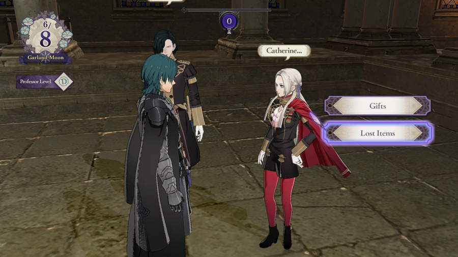 Fire Emblem Three Houses Lost Items Guide After unlocked, when talking to characters, you can choose the lost items options and give them back their missing possessions. gamers heroes