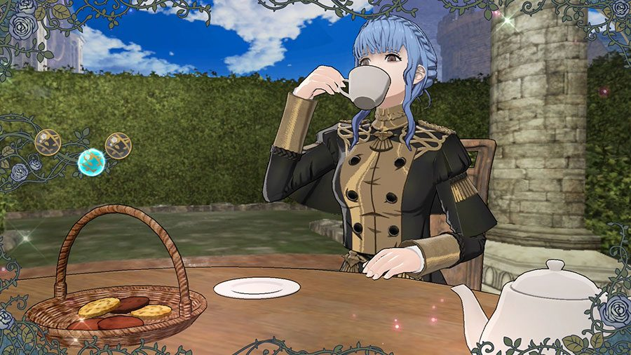 Fire Emblem Three Houses Tea Party Guide