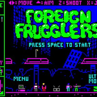 Foreign Frugglers Review