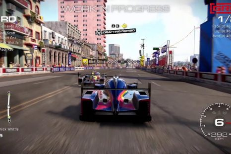 GRID Gets Havana Gameplay Trailer