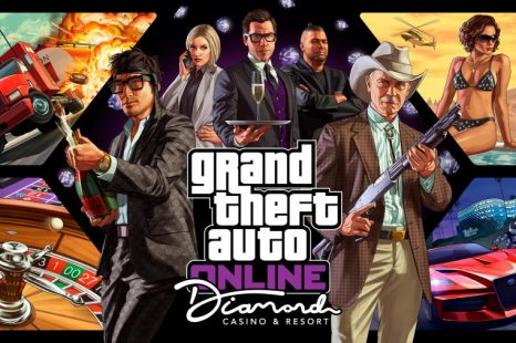 GTA Online Diamond Casino & Resort Opening July 23