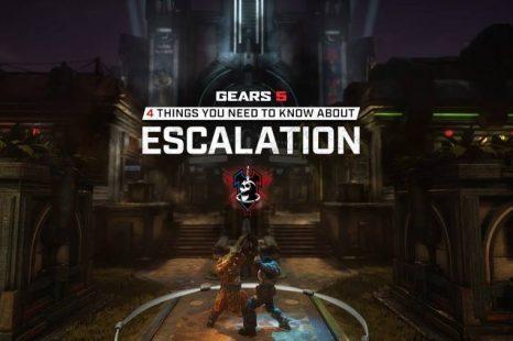 Gears 5 Gets New Escalation Trailer
