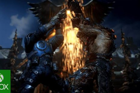 Gears 5 Gets Versus Tech Test Trailer