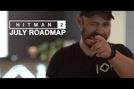 HITMAN 2 Gets July 2019 Content Roadmap