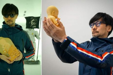 Hideo Kojima Stopped by US Customs for Carrying Death Stranding Baby Pod