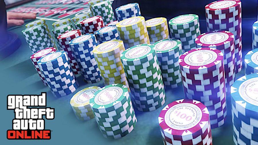 How To Get Chips In GTA Online Casino Update