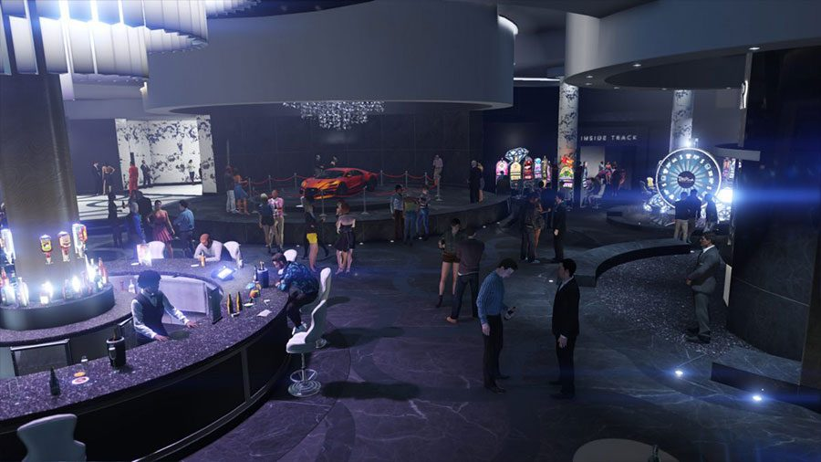 How To Increase To Silver Status In Casino Update For GTA Online