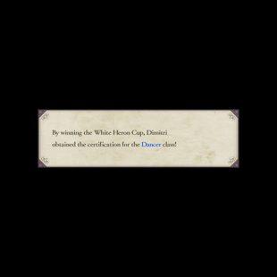How To Unlock Hidden Dancer Class In Fire Emblem Three Houses