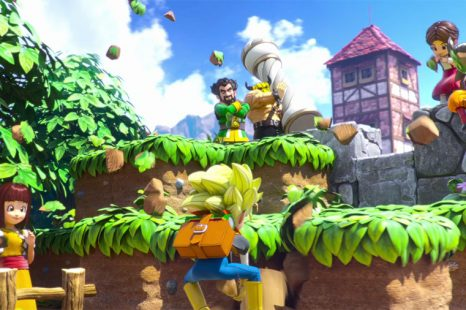 How To Play With Friends In Multiplayer In Dragon Quest Builders 2