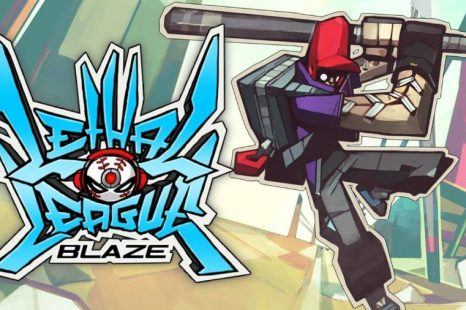 Lethal League Blaze Coming to Consoles July 12