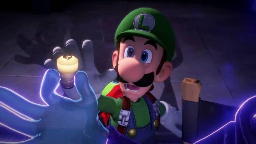 Luigi Mansion Launching October Gamersheroes