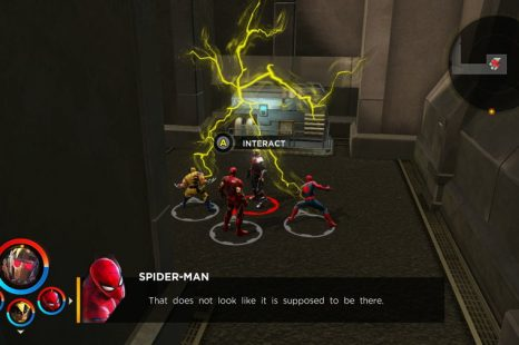 Marvel Ultimate Alliance 3 Infinity Rift Trials Location Guide