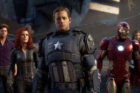Marvel's Avengers Gameplay Demo Leaked