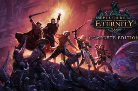 Pillars of Eternity: Complete Edition Coming to Nintendo Switch