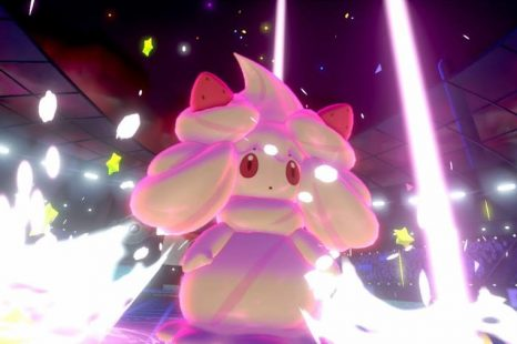 Pokemon Sword and Shield Gigantamaxing Featured in New Trailer