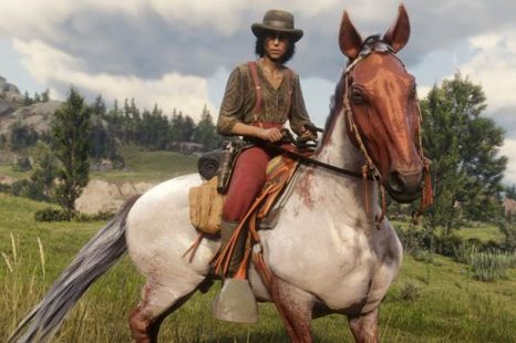 Red Dead Online Getting Free Horse Care Package