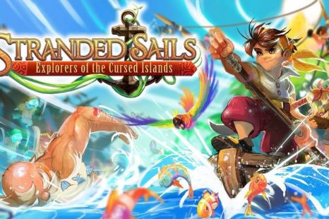 Stranded Sails Coming to Consoles This October