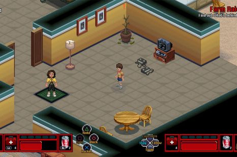 Stranger Things 3: The Game Farm Raid Bed Puzzle Guide