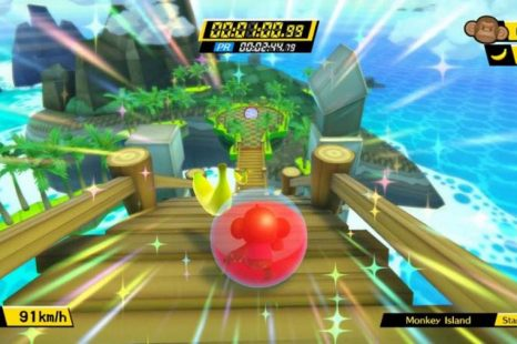 Super Monkey Ball: Banana Blitz HD Coming October 29
