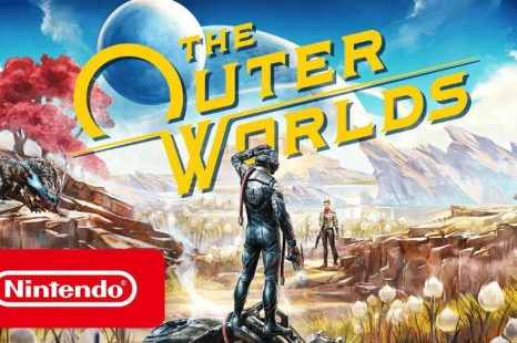 The Outer Worlds Coming to Nintendo Switch