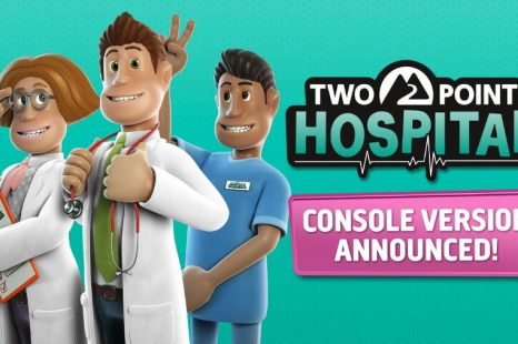 Two Point Hospital Coming to Consoles