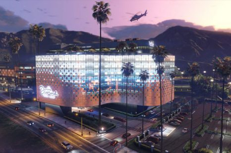 Where Is The Diamond Casino In GTA Online